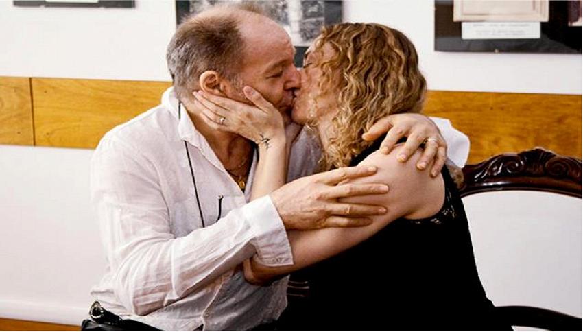 Chi è Laura Schmidt, la moglie di Vasco Rossi