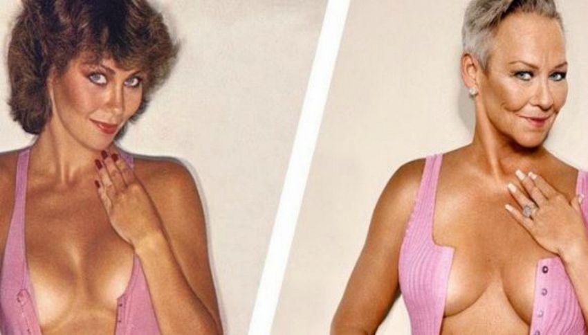 Modelle di Playboy tornano in copertina, eccole 30 anni dopo