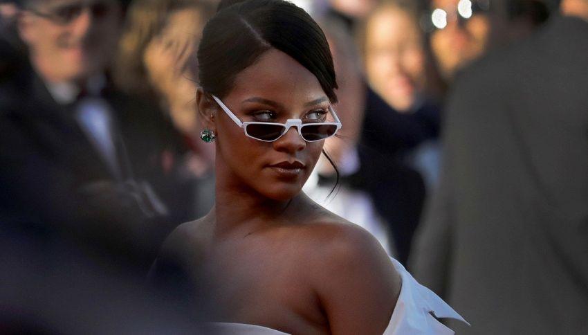 La popstar Rihanna è ingrassata, ma ai fan piace così