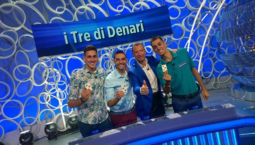 Tre di Denari: licenziati dall'azienda dopo Reazione a Catena