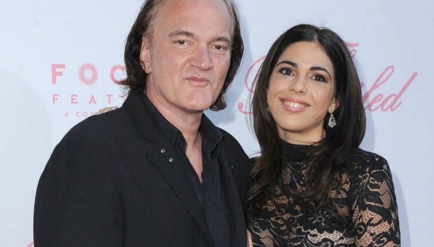 Chi è Daniella Pick, futura sposa di Quentin Tarantino