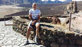 A 70 anni viaggia in bici da Capo Nord ad Arco