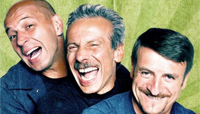 Aldo, Giovanni e Giacomo: il trio potrebbe sciogliersi