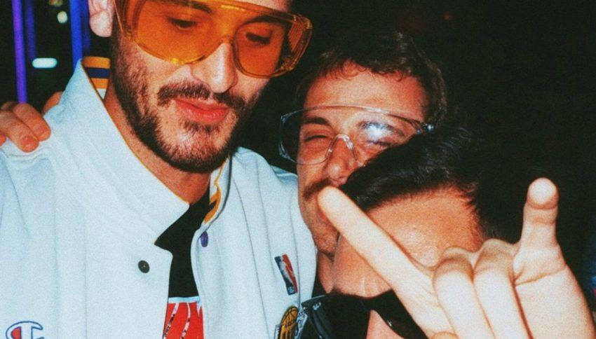 Ascolta Barceloneta di Coez e Carl Brave x Franco126