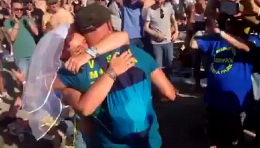 Modena Park: proposta di matrimonio fra 220mila fan di Vasco