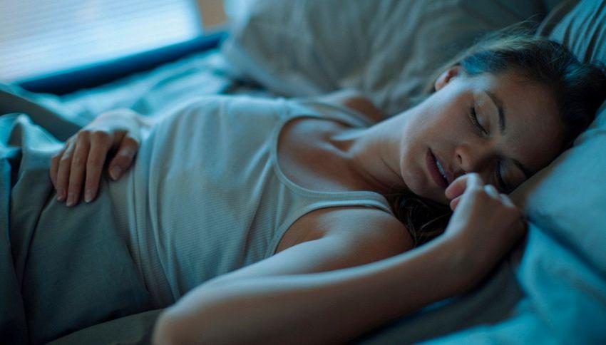 Il cervello continua ad ascoltare durante il sonno