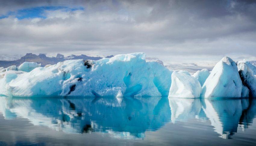 Antartide, scoperti 91 vulcani. Potrebbero causare una catastrofe