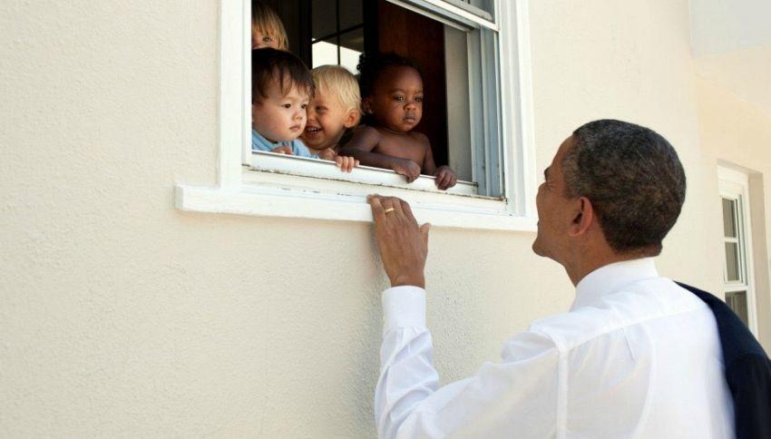 Il tweet con più Mi Piace della storia è di Obama