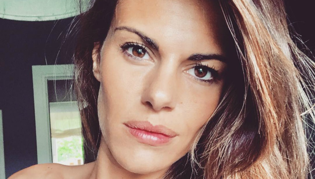 """Gaffe a """"Reazione a Catena"""": Bianca Guaccero cade in diretta tv"""