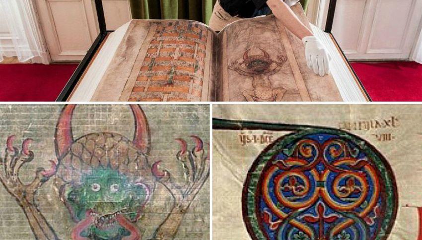 I misteri del Codex Gigas, la Bibbia del Diavolo