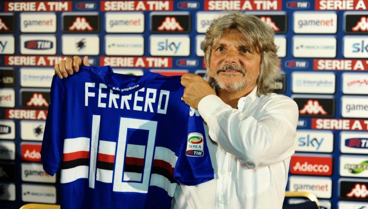 """Massimo Ferrero sarà un concorrente di """"Ballando con le Stelle"""""""