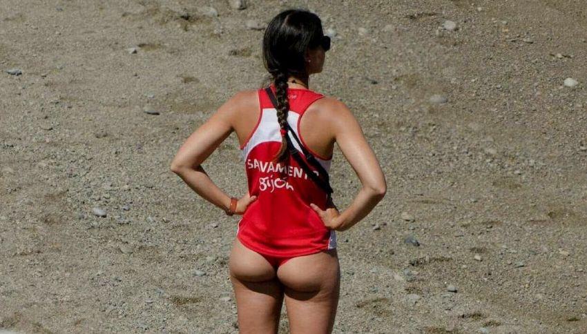 Spagna, le bagnine più sexy del mondo. Altro che Baywatch!