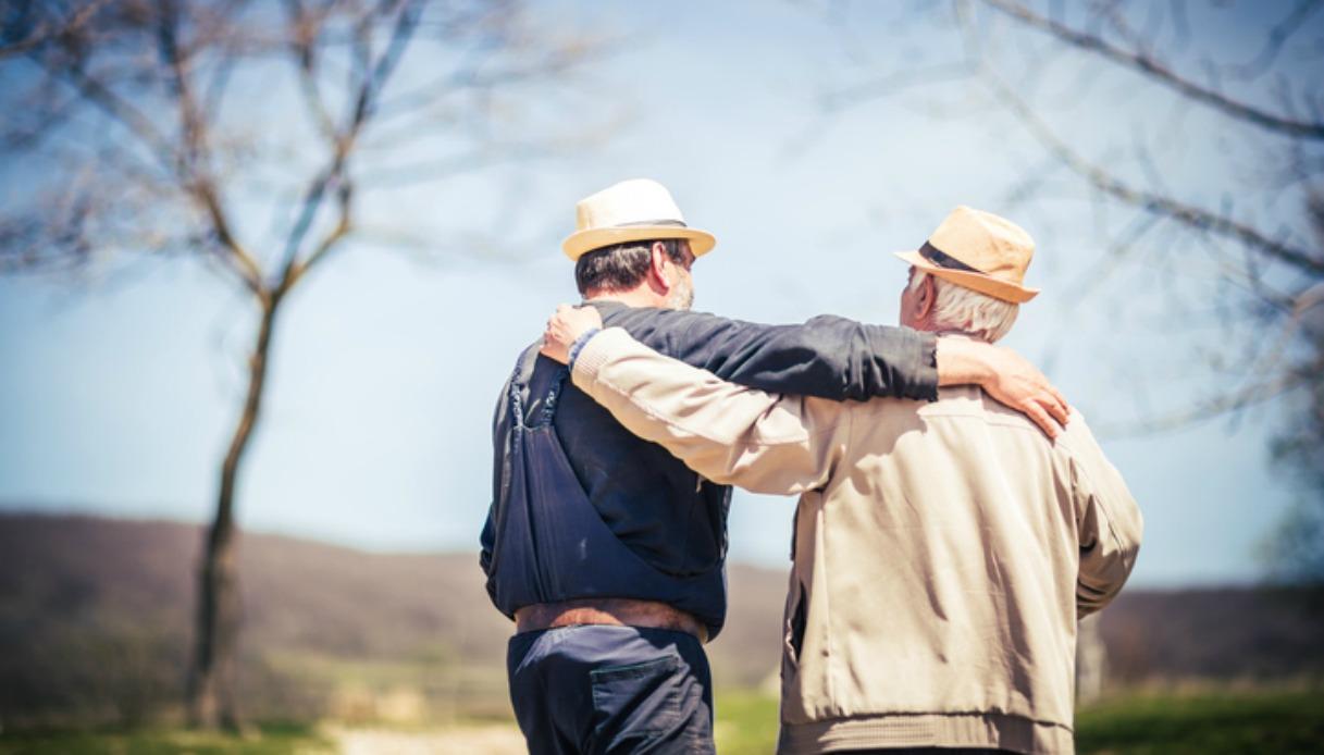 Fratelli italiani si ritrovano in America dopo 57 anni