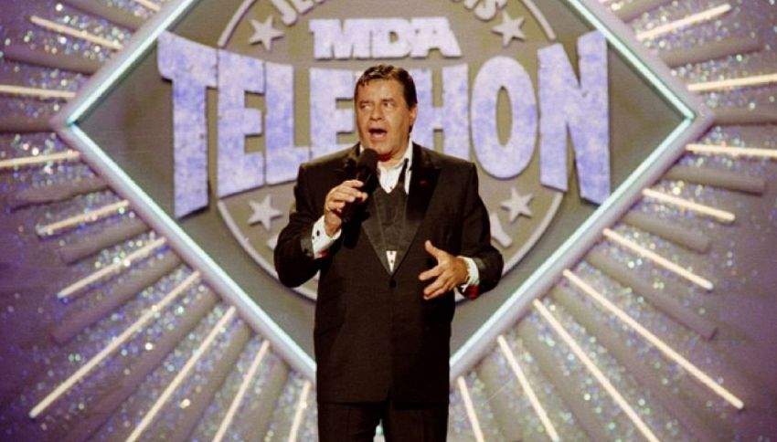 Cos'è Telethon, la maratona tv creata da Jerry Lewis