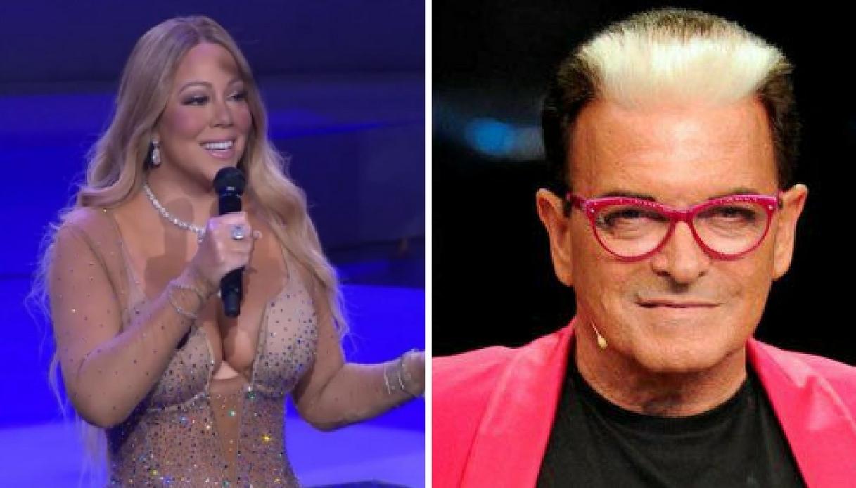 """Cristiano Malgioglio: """"Vado al GF Vip per colpa di Mariah Carey"""""""