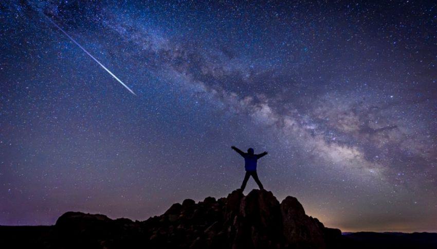 Notte di San Lorenzo: dove e quando vedere le stelle cadenti
