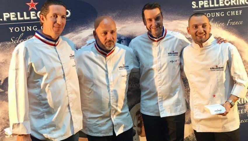 Lo chef più bravo di Francia è...italiano!