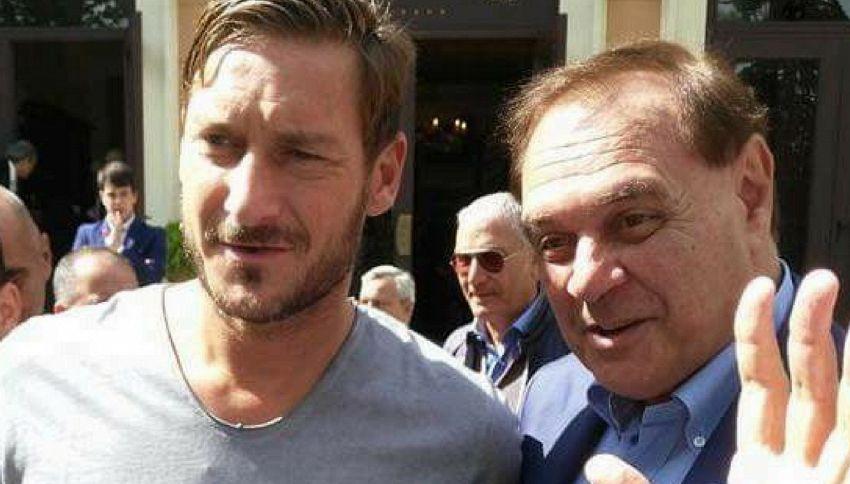Dopo Lenny Kravitz, Mastella conquista anche Totti