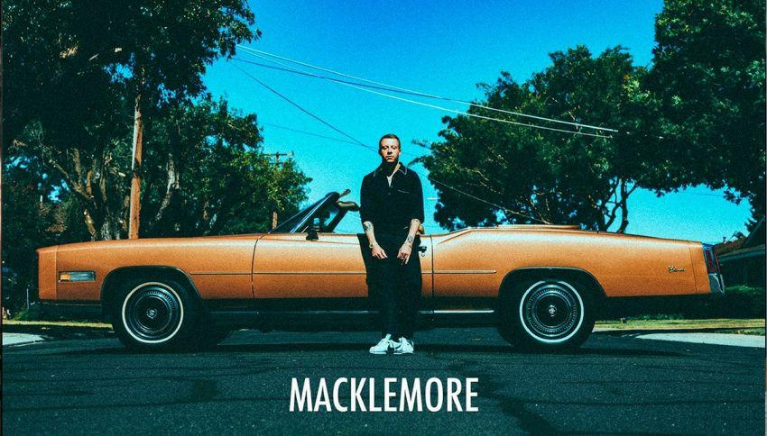 """Macklemore: """"Gemini"""" è il nuovo album"""