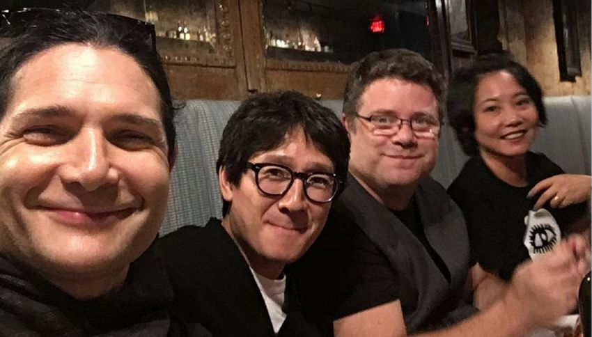 I Goonies sono tornati: reunion 32 anni dopo