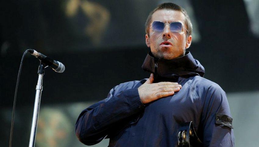 Avete mai visto Liam Gallagher che si prepara il tè?