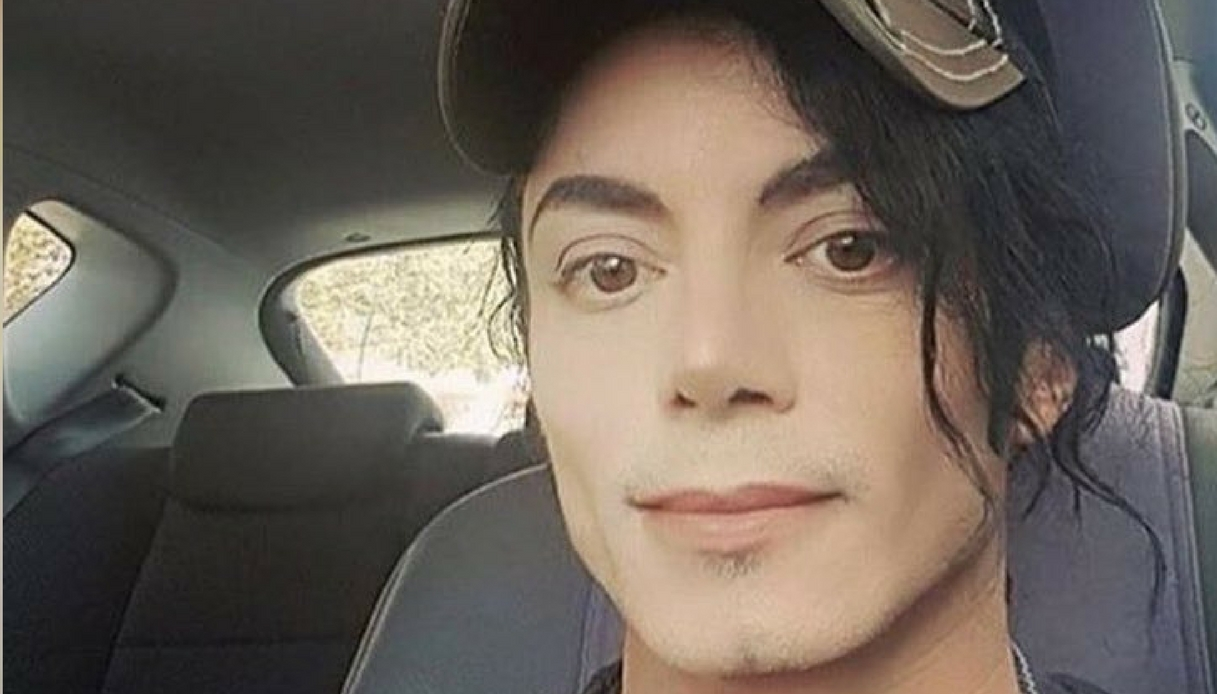 """Lui è Michael Jackson"", un tweet scatena le fantasie dei fan"