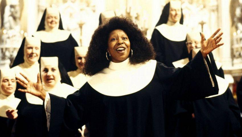 Sister Act: 25 anni dopo Whoopi Goldberg canta con tutto il cast