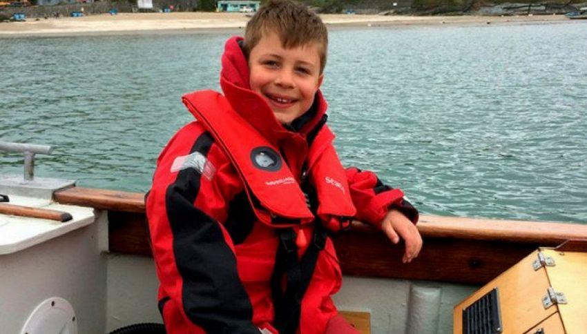 Steffan, 8 anni, il bimbo che ha salvato 5 vite in due giorni