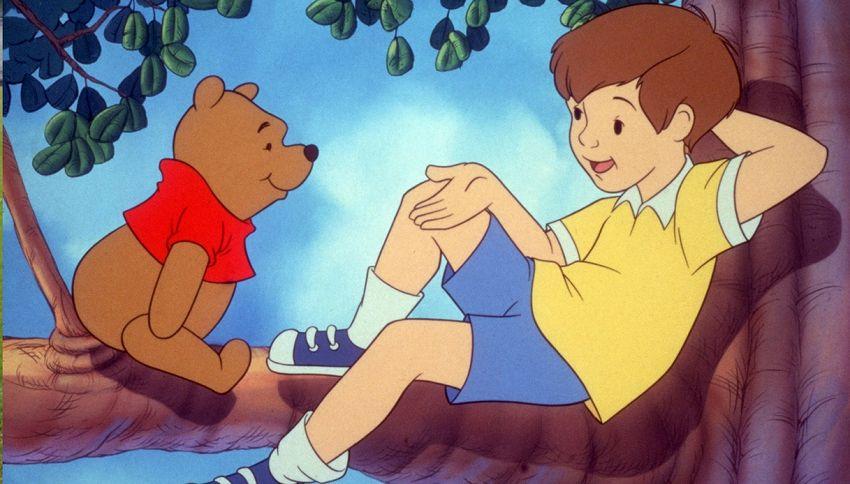 Il lato oscuro di Winnie The Pooh