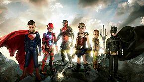 Il fotografo che trasforma i bambini malati in supereroi