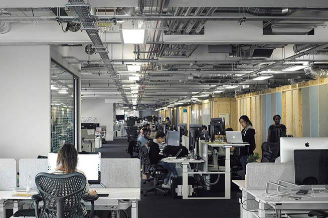 Uffici DeepMind a Londra