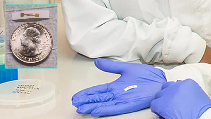 Migliorare la vita dei diabetici con uno speciale biosensore wearable