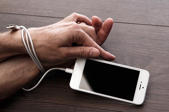Non possiamo più fare a meno del nostro smartphone