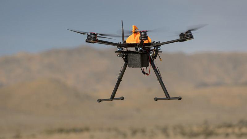 Google Controllo droni