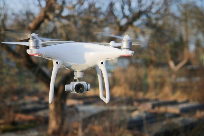 Droni: problema sicurezza