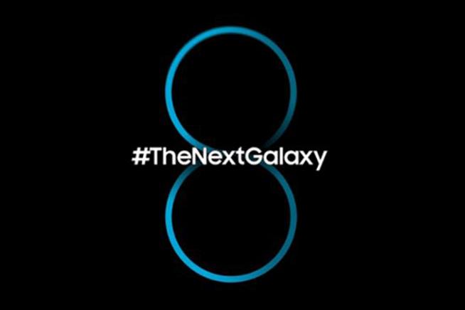 Galaxy 8 logo