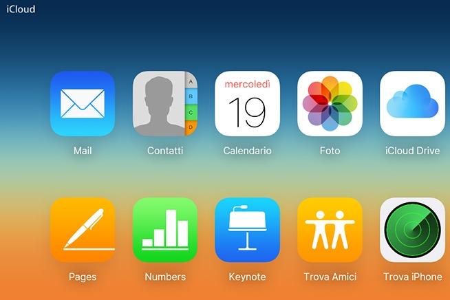 copiare contatti da iphone a android