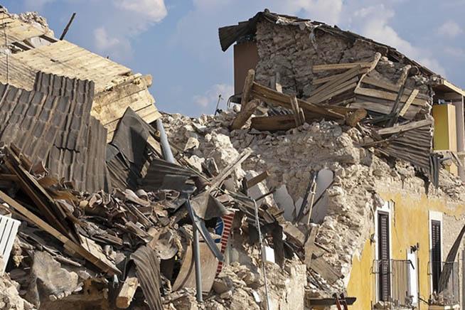 Effetti del terremoto