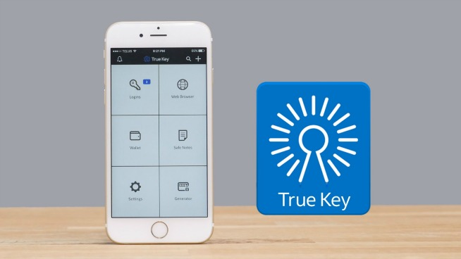 True Key By Intel Security