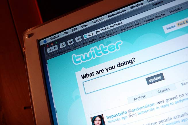 Twitter in vendita