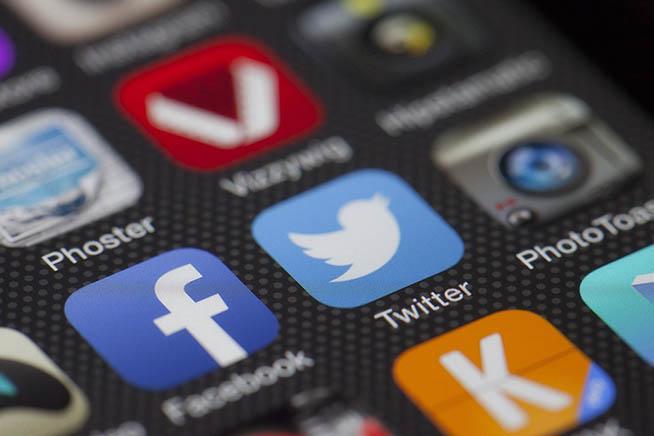 Applicazione mobile Twitter