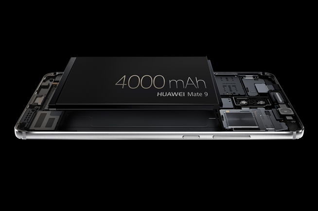 Batteria da 4000 mAh per il Huawei Mate 9