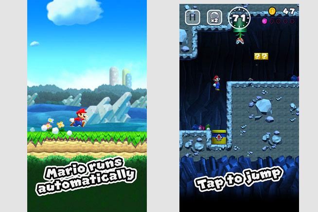 Ecco come sarà Super Mario Run