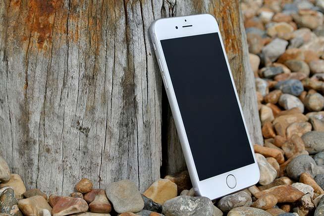 iPhone smarrito