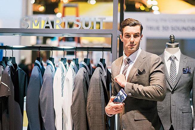 Smart suit Samsung
