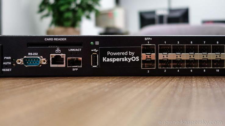 Kaspersky lancia il primo sistema operativo a prova di hacker
