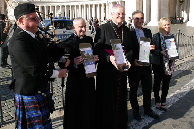 Sindr, l'applicazione per i fedeli cattolici