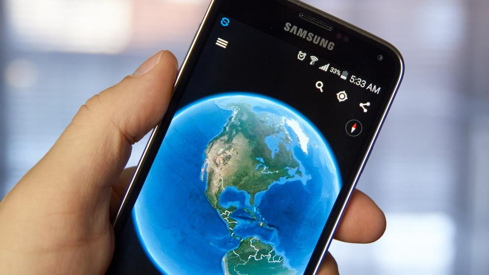 Google Earth, gli effetti dei cambiameti climatici in timelapse