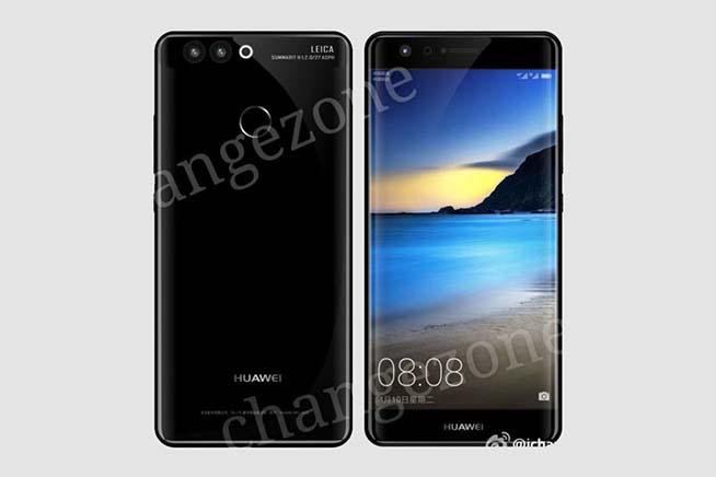 Ecco le prime immagini del nuovo Huawei P10