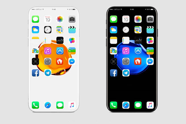 Rendering dell'ultimo iPhone 8